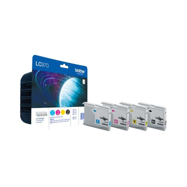 Brother LC-970 Tinten Multipack