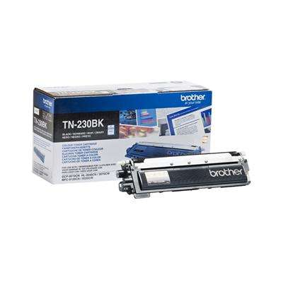 Brother TN-230BK Toner Schwarz