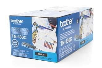 Original Toner Brother TN-130C Cyan