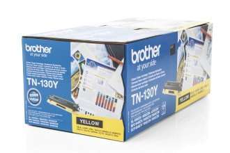 Original Toner Brother TN-130Y Yellow