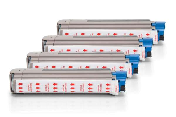Toner alternativ zu OKI C5650 Multipack