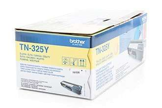 Brother TN-325Y Toner Yellow