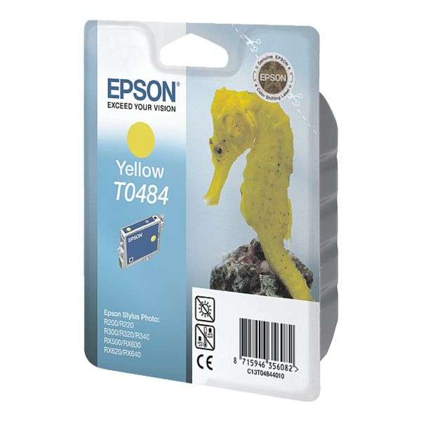 Epson T0484 Tinte Yellow