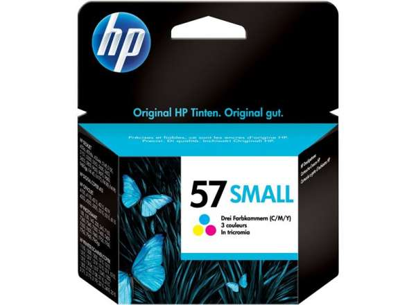 HP 57 C6657GE farbig SMALL