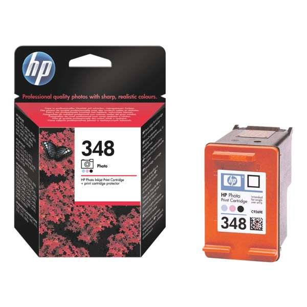 HP 348 Original Tinte