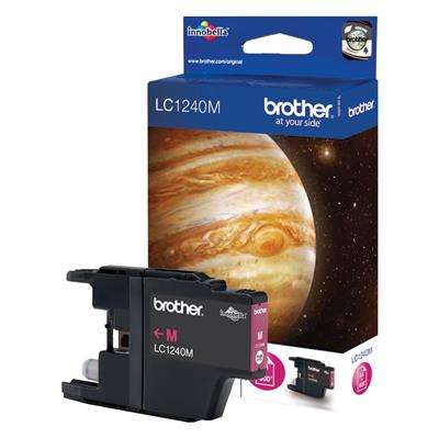 Brother LC-1240M Tinte Magenta