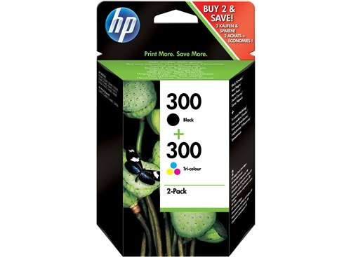 HP 300 2er-Pack Original Tinte
